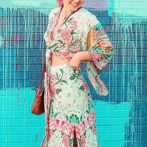 Spell & The Gypsy Lotus Kimono Top